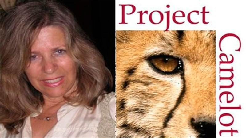 Kerry Lynn Cassidy fundadora de Proyecto Camelot que logró repercusión con su trabajo