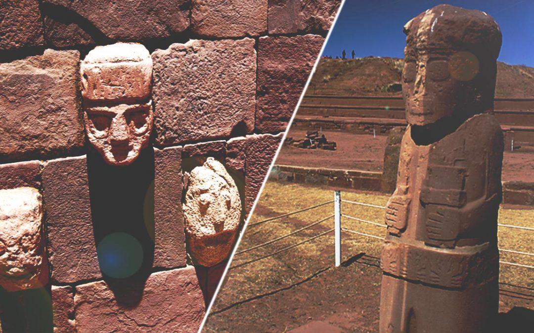 """Tiahuanaco: el enigma de una civilización anterior a los Incas y la conexión """"alienígena"""""""