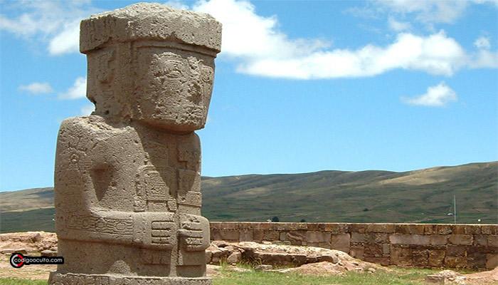 Las misteriosas tallas de piedra de Tinawaku nos hacen pensar en la presencia extraterrestre en el pasado