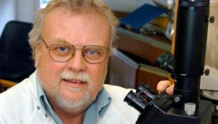 Milton Wainwright, científico que descubrió la extraña partícula junto a su equipo