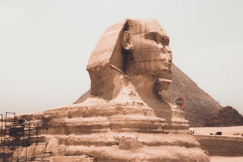 La Gran Esfinge de Giza, Egipto