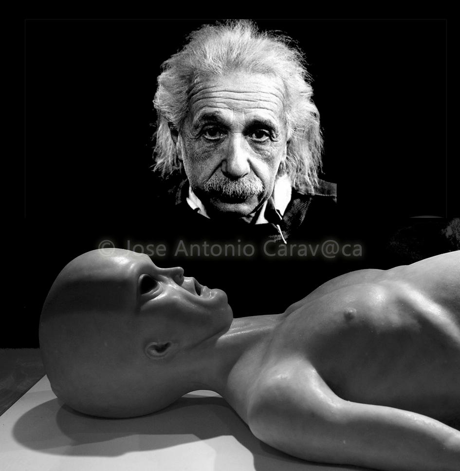 Revelador testimonio indica que Albert Einstein fue testigo de cuerpos de entidades extraterrestres en Roswell