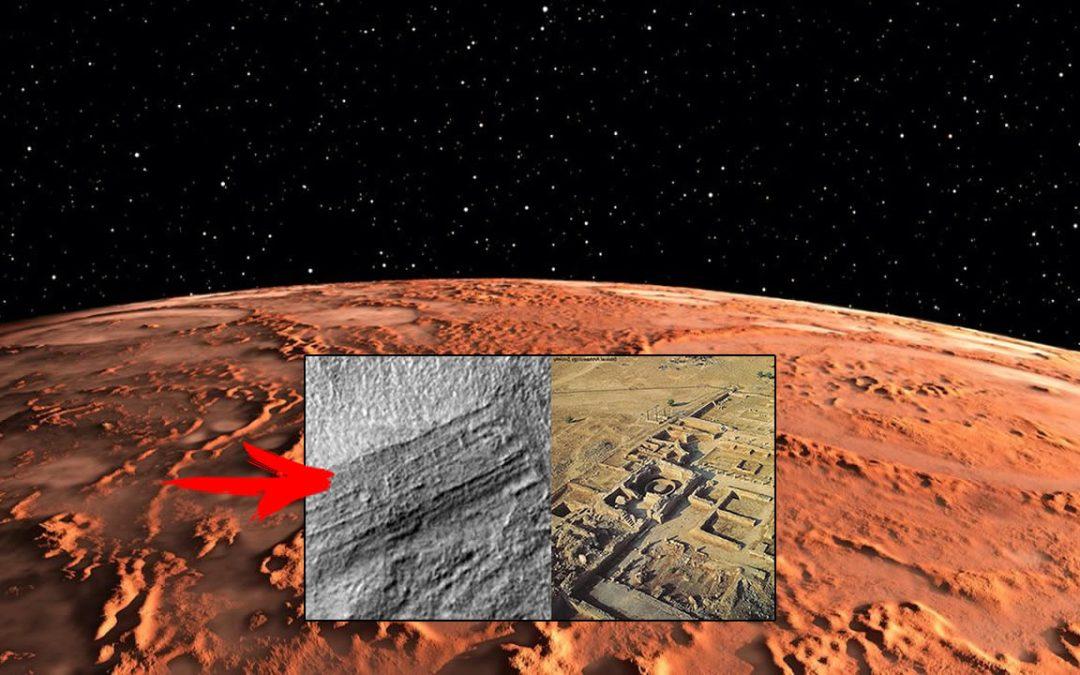 Marte: ¿Fueron estas antiguas estructuras dejadas por una civilización?