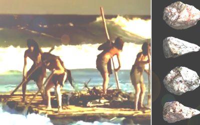 Antiguos humanos navegaban por los mares hace 130.000 años, revela descubrimiento