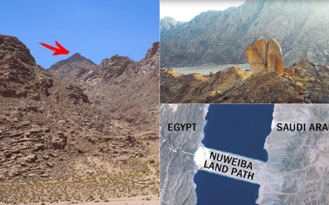 Arqueólogos bíblicos aseguran haber hallado el Arca de Noé y el Monte Sinaí