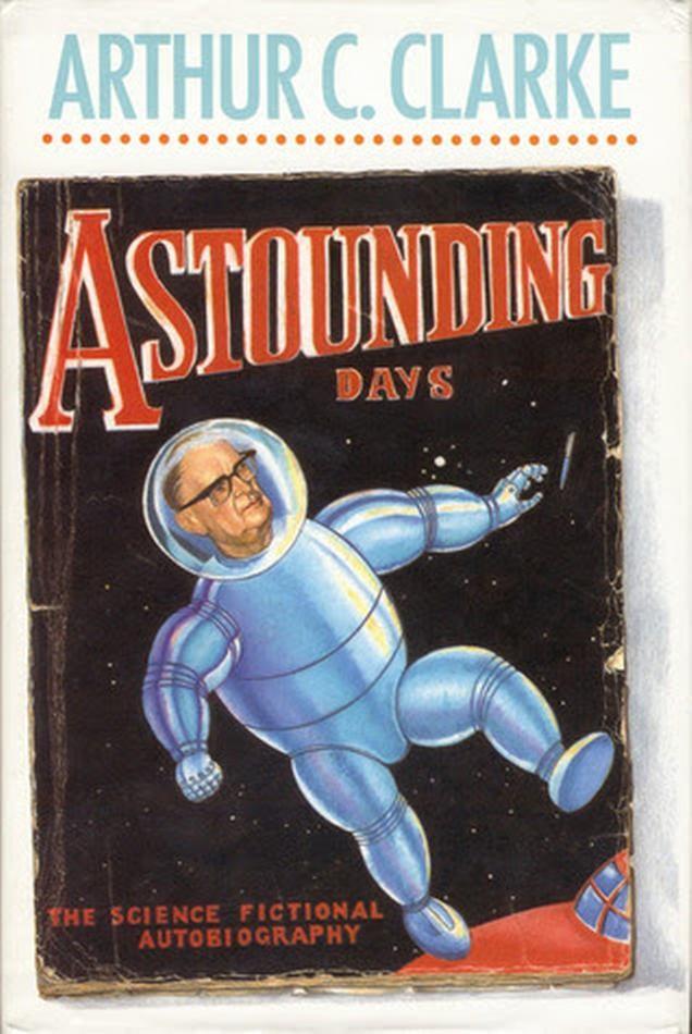 Arthur C. Clarke forma parte de la cultura popular como un autor referencial
