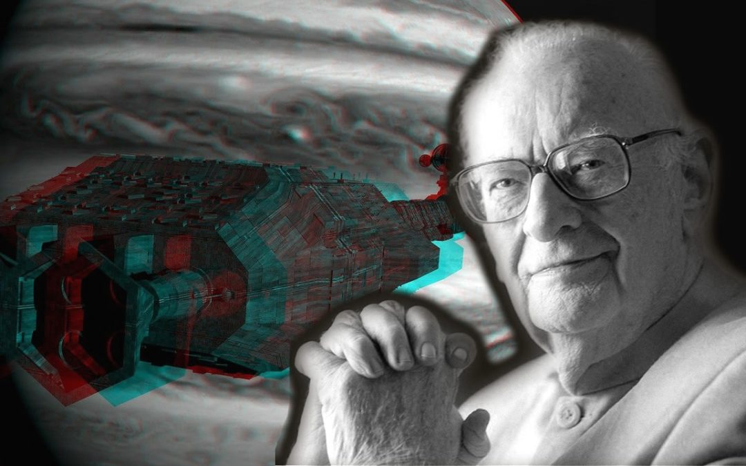 "Arthur C. Clarke ""Profeta de la Era Espacial"""