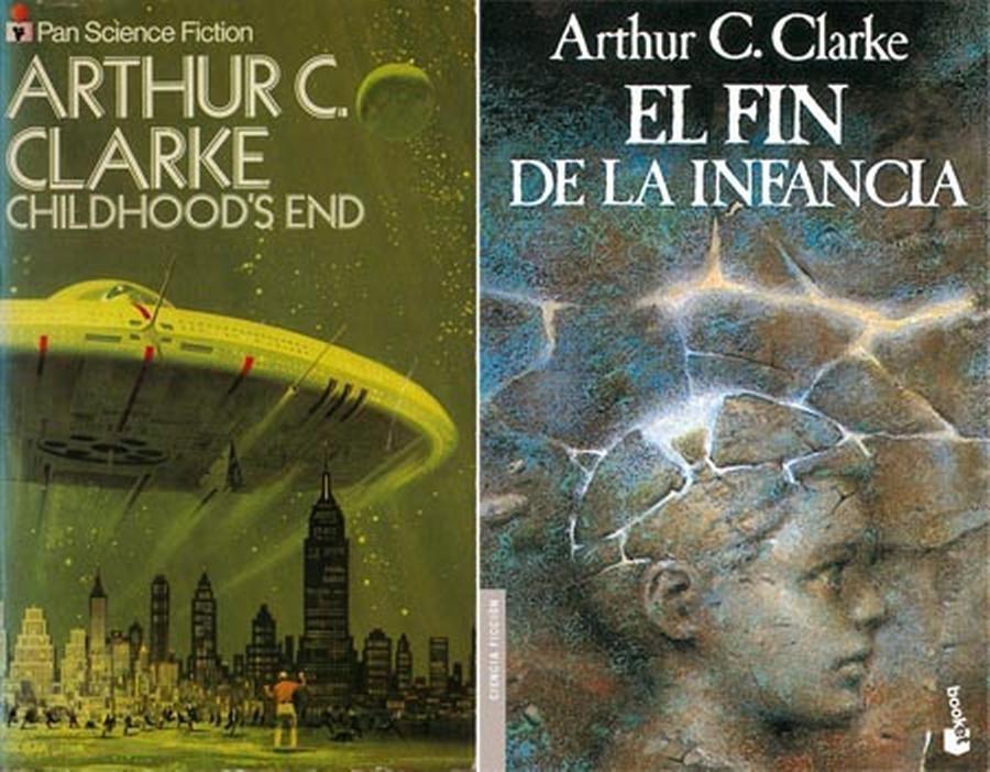 El Fin de la Infancia novela publicada en 1953, resulta una de las obras más celebradas de Clarke