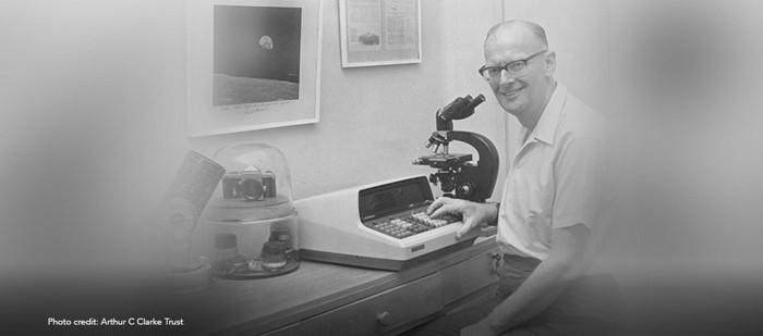 Arthur C. Clarke. Una vida dedicada a la ciencia