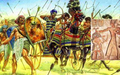 Batalla de Kadesh: enfrentamiento del antiguo Egipto contra el Imperio Hitita