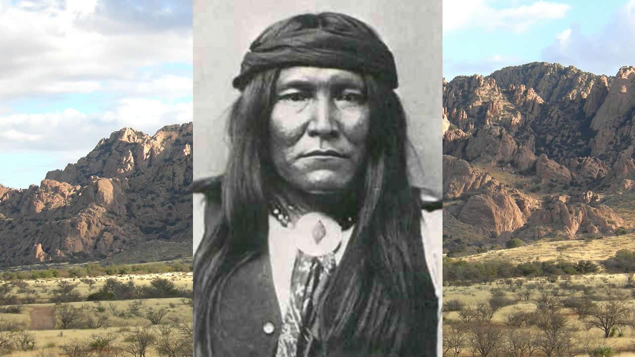 Cochise, el legendario y temido apache que lideró una revuelta