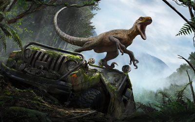 Se ha encontrado posible ADN de dinosaurio. ¿»Jurassic Park» de la vida real?