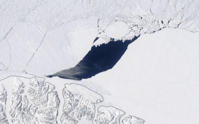 """Un enorme agujero se ha abierto en la """"Última Zona de Hielo"""" del Ártico"""