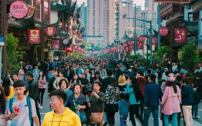 Se estima que la población de China se reduzca a la mitad en solo 30 años