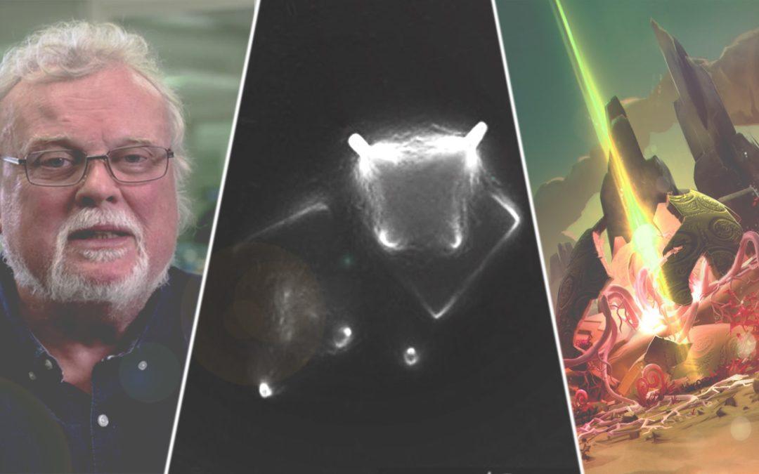Microbiólogo asegura haber hallado evidencia de «vida alienígena» en la estratósfera (VIDEO)