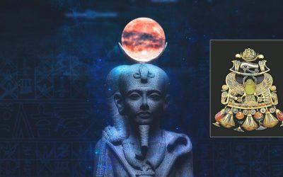 """Un Faraón del antiguo Egipto dejó """"vestigios"""" que conducen a la Luna"""