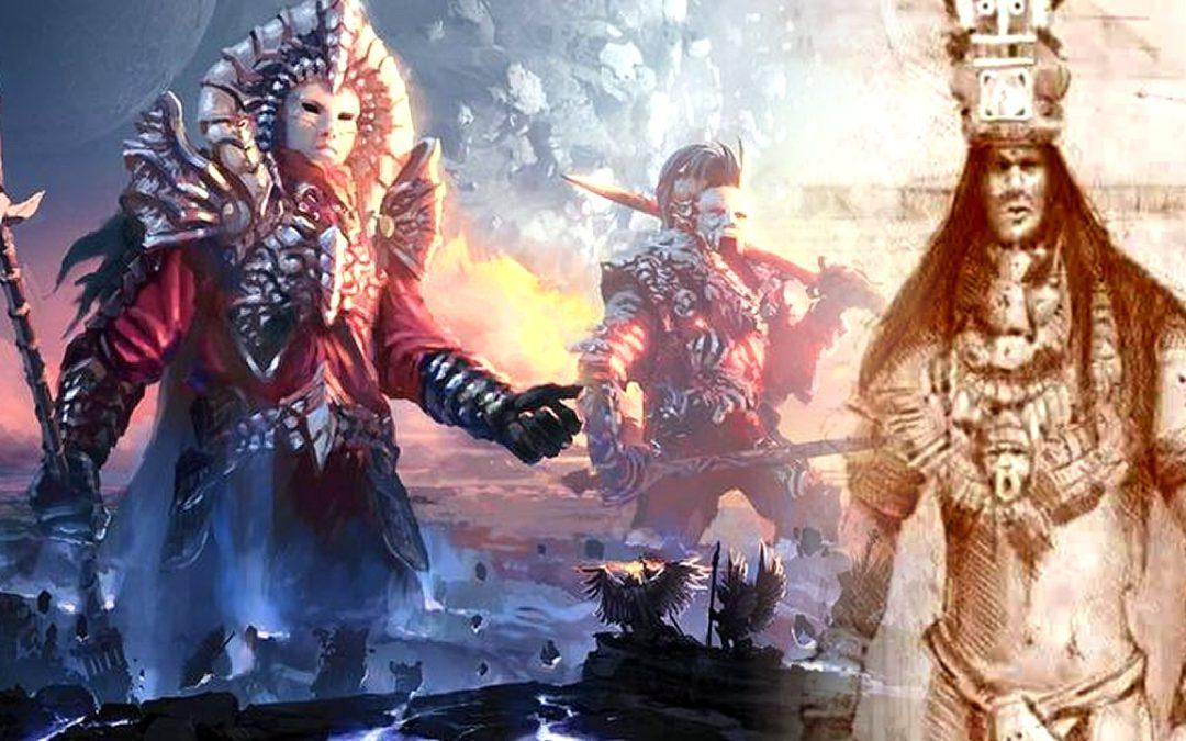 Relatos narran que conquistadores españoles lucharon contra un gigante azteca mítico