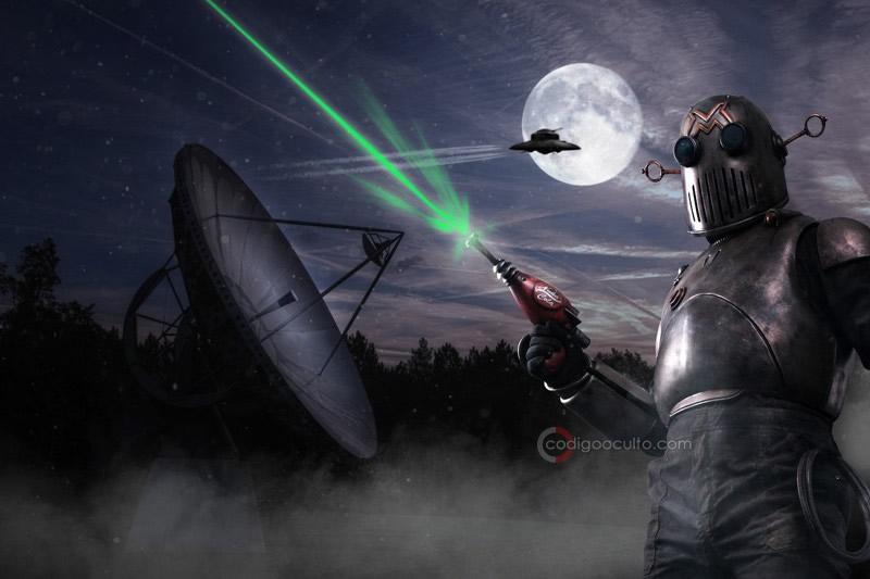 Extraños encuentros con humanoides robóticos