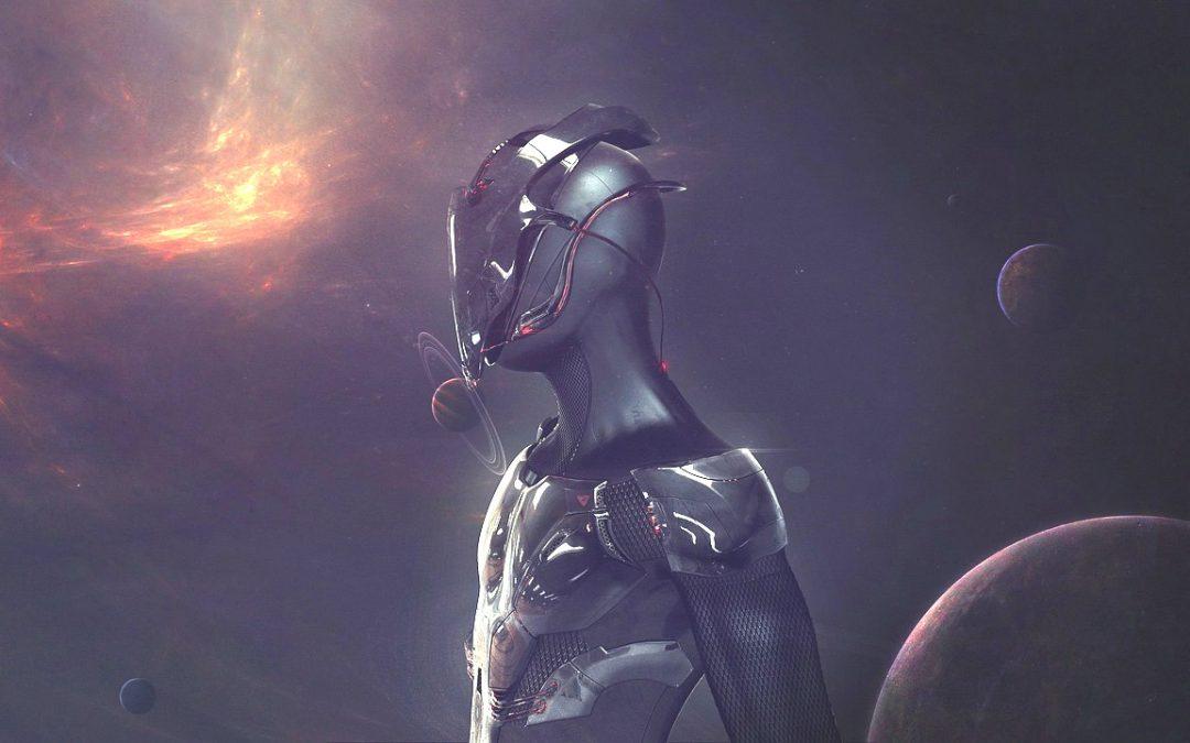Historias extrañas: encuentros cercanos con humanoides robóticos