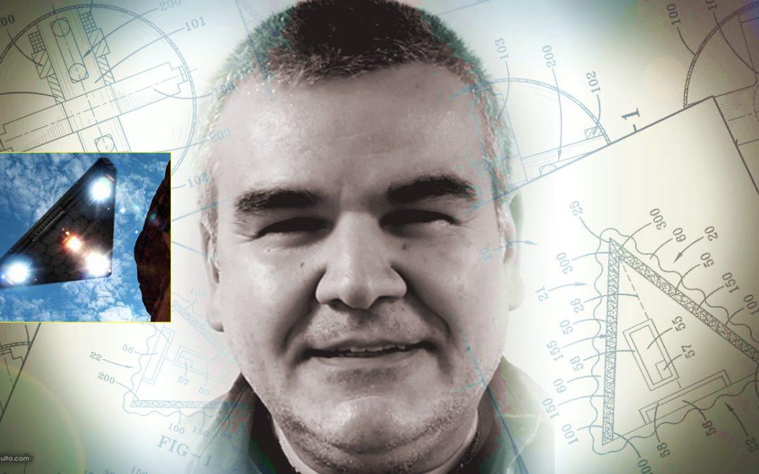 """¿Un nuevo Nikola Tesla? Ingeniero diseña """"patentes OVNI"""" para la Marina de EE. UU."""