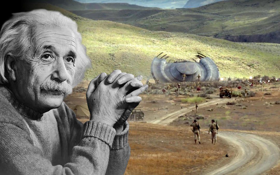 ¿Investigó Albert Einstein el platillo volante recuperado en Roswell en 1947?