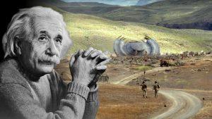 ¿Investigó Albert Einstein el platillo volante recuperado en Roswell por el Ejército en 1947?