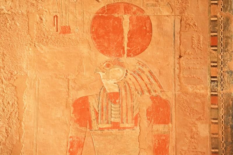 Templo mortuorio de Hatshepsut, Egipto