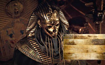 """Liber Linteus: antigua momia egipcia oculta un """"mensaje secreto"""""""