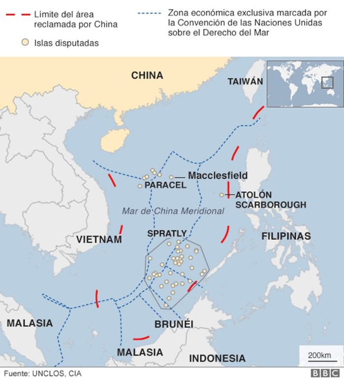 Mar meridional de China