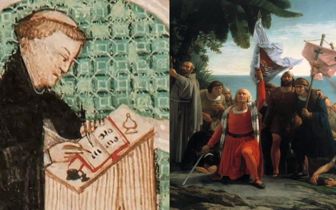 Marineros italianos conocían América 150 años antes de Cristóbal Colón, sugieren documentos antiguos