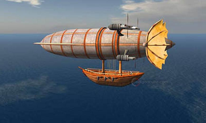 Naves de la Atlántida