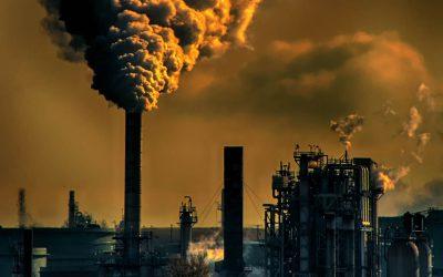 Niveles de gases de efecto invernadero alcanzaron un récord en 2020 a pesar de la pandemia
