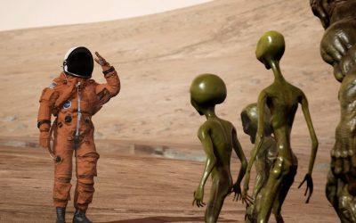 """""""Nuestra generación podría, de forma realista, descubrir vida fuera de la Tierra"""", dice NASA"""