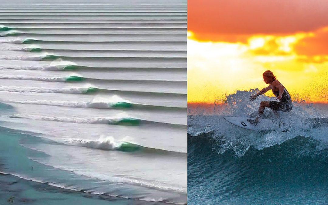 Chicama, la ola más larga del mundo y la única protegida por ley (VIDEO)