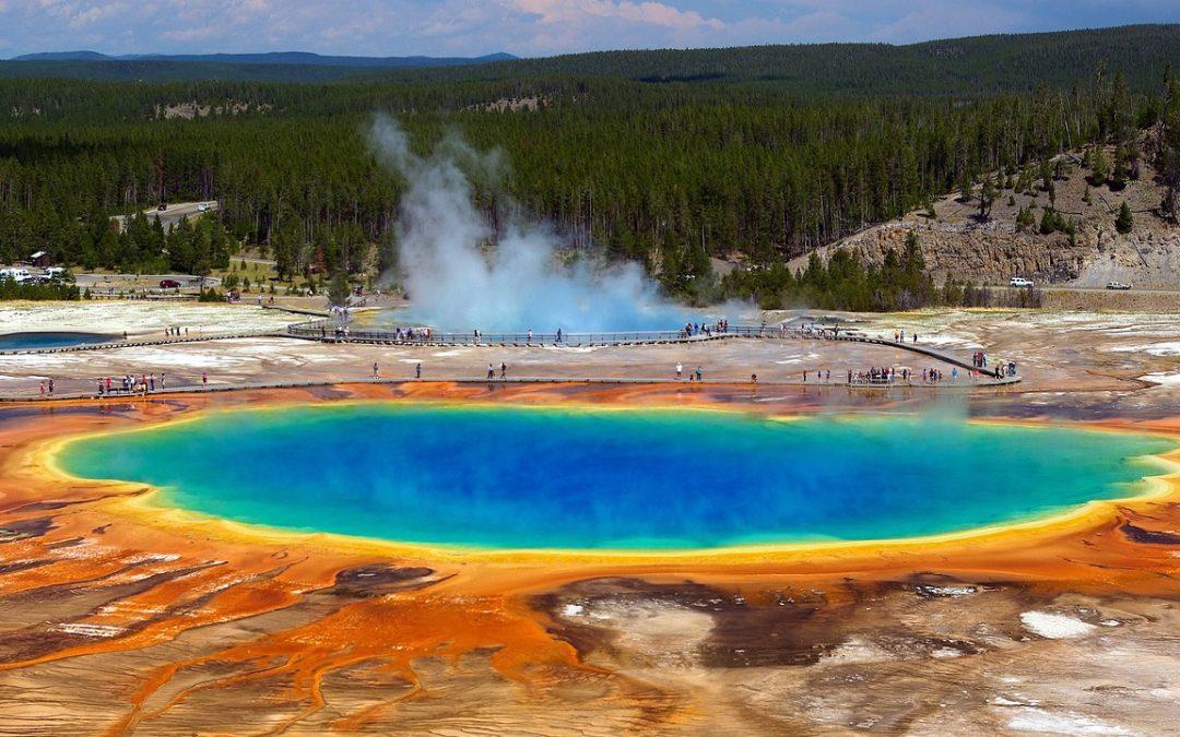 El Plan para enfriar Yellowstone, evitar que explote y de paso obtener energía