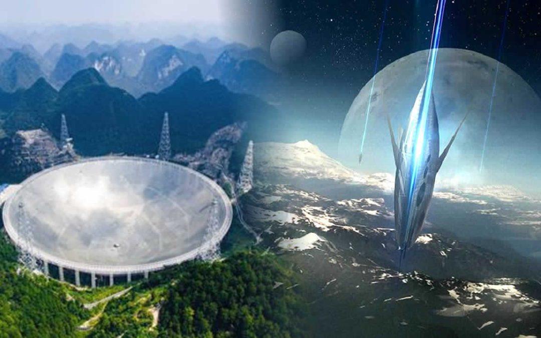 """Físico: """"Nuevo Radiotelescopio de China podría detectar sondas alienígenas"""""""