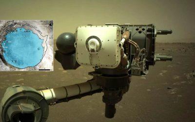 Perseverance confirma existencia de antiguo lago en Marte