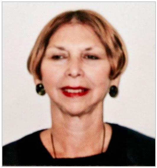 Investigadora Sheila Franklin