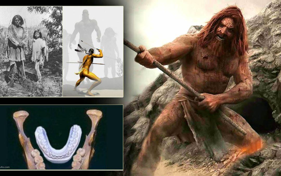 """Si-Te-Cah: la leyenda de los """"gigantes pelirrojos"""" en la cueva Lovelock en Nevada"""