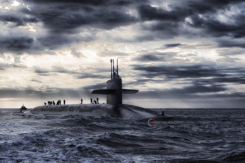 Imagen de submarino