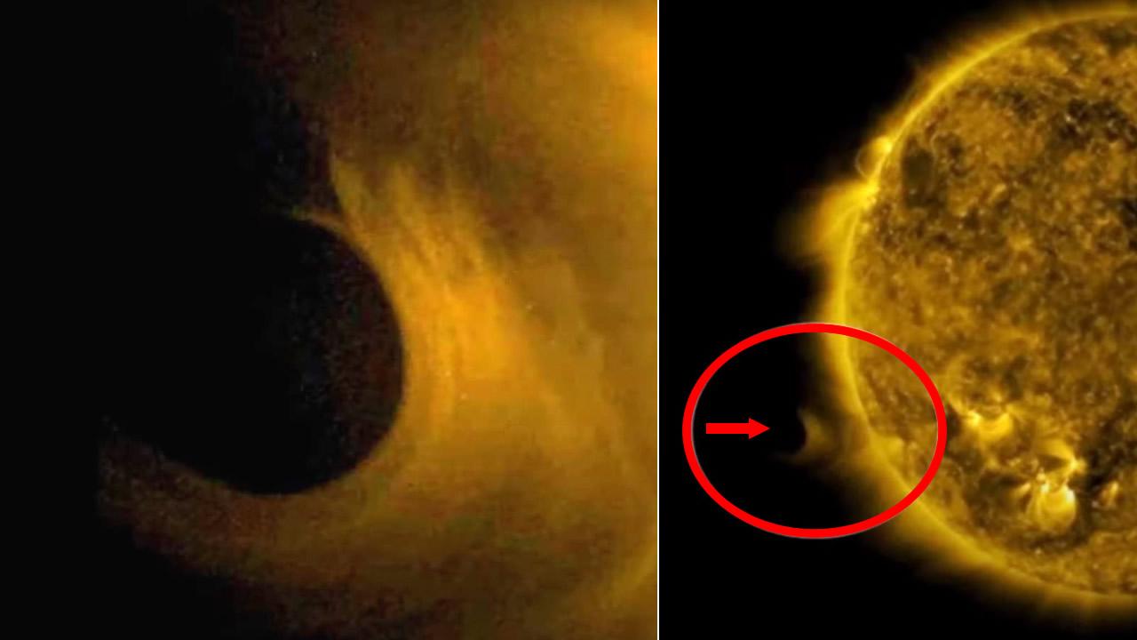 """Vuelve el """"Succionador de Soles"""": nueva anomalía detectada junto al Sol"""