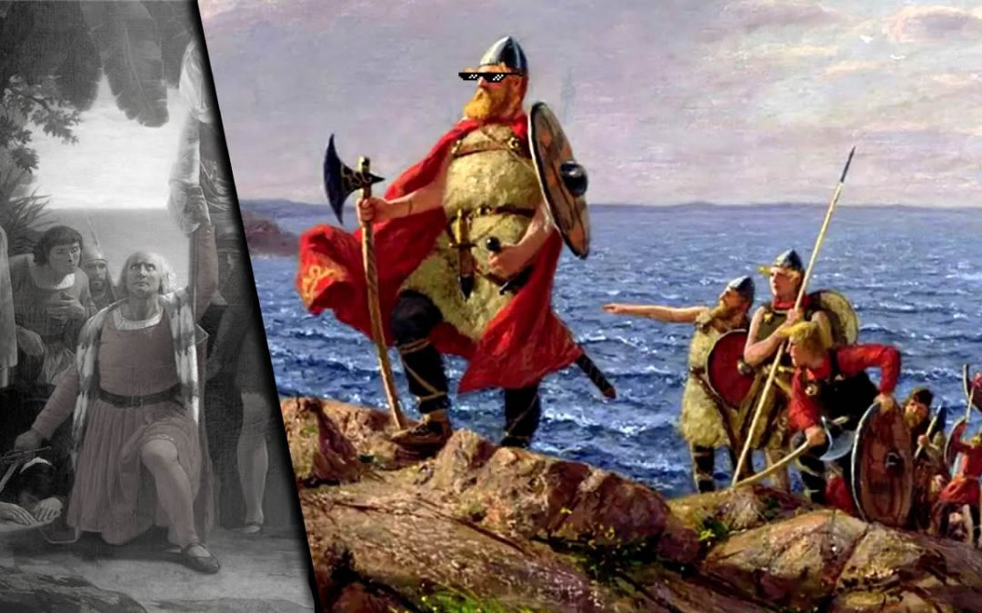 ¡Hasta la vista Cristóbal Colón! Vikingos ya estaban en América hace 1.000 años, confirma estudio