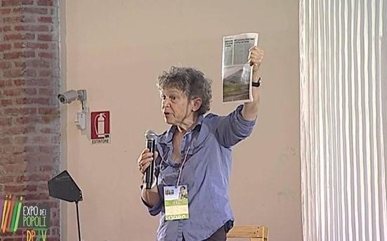 María Scholten de d´Ebneth la genial matemática holandesa, que en 1977 asombró a los académicos andinos al revelar secretos de la increíble Ruta de Viracocha
