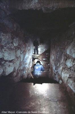 Viracocha y un secreto subterráneo aún por develar